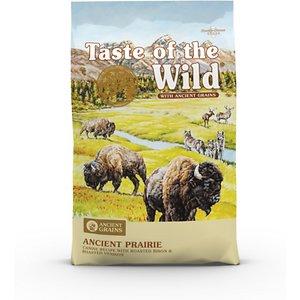 Taste of the Wild Ancient Prairie