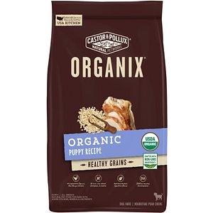 Castor & Pollux Organix Healthy Grains Organic Puppy Recipe Dry Dog Food