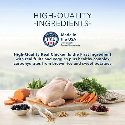 Blue Buffalo Life Protection Formula Large Breed Senior Chicken & Brown Rice Recipe Dry Dog Food