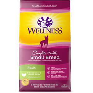 Wellness Complete Health Small Breed Adult Recipe