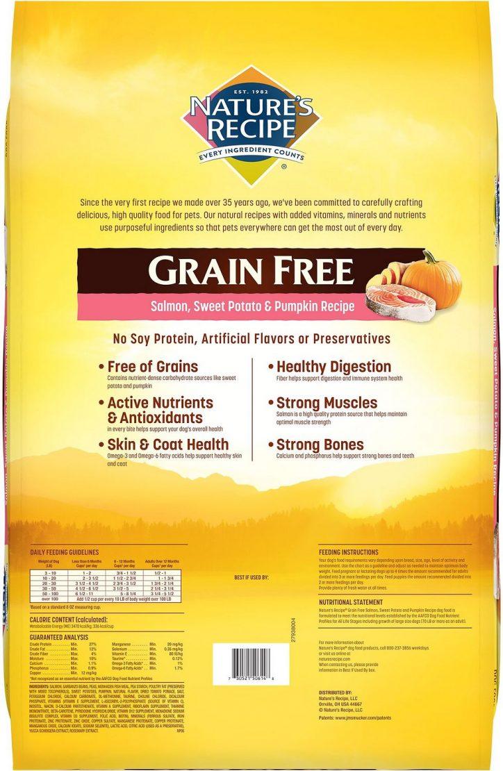 Nature's Recipe Grain-Free Puppy Food
