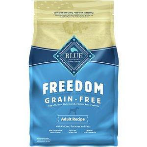 Blue Buffalo Freedom Adult Chicken Recipe Grain-Free Dry Dog Food