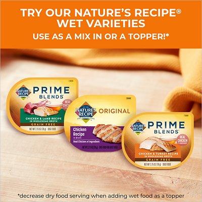 Nature's Recipe Grain-Free Small-Breed Dog Food