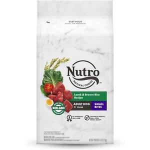 Nutro Wholesome Essentials Small Bites Lamb Recipe