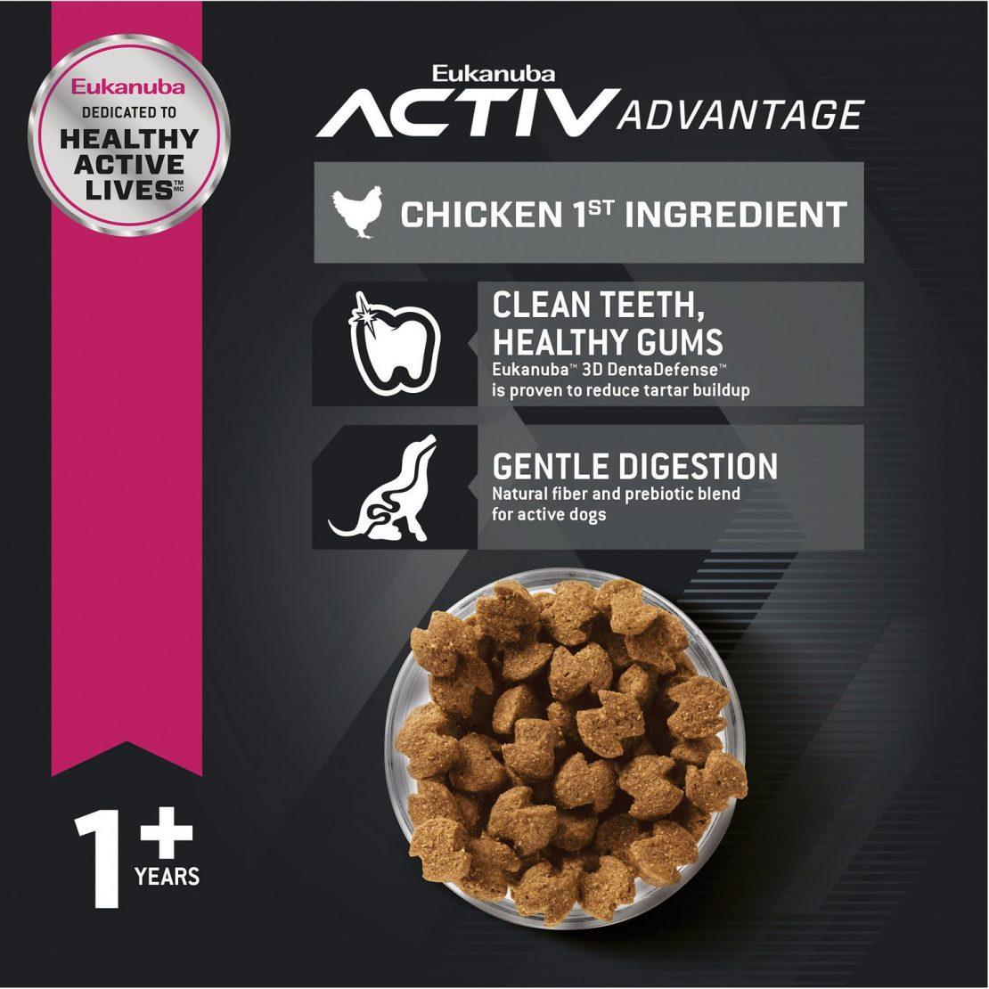 Eukanuba Adult Maintenance Dry Dog Food Chicken