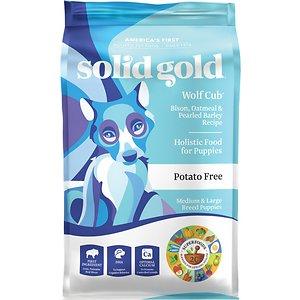 Solid Gold Wolf Cub Potato-Free Puppy Food